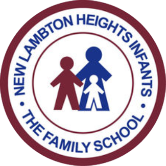 New Lambton Heights Infants School logo